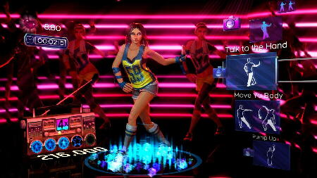 Das Partyspiel Dance Central 2